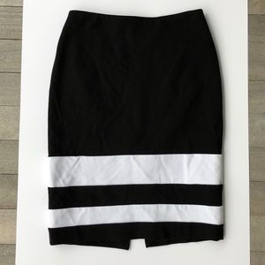 White House Black Market Pencil Skirt, Size 2